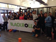 First group of BLACKROLL Certified Trainer in Asia