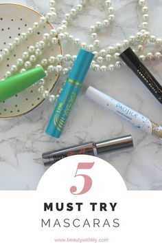 5 Must Try Mascaras That Actually Do What They Claim | http://beautywithlily.com