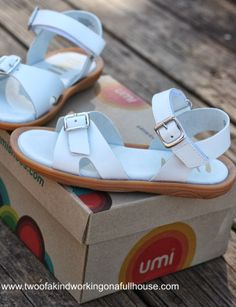 Umi Shoes Spring Styles Review + $60 Giveaway