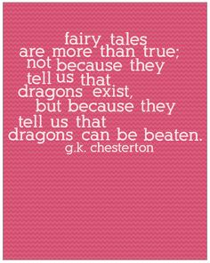 The magic of fairy tales