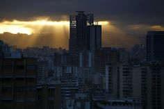 """The world's tallest slum—a """"pirate utopia""""—is being cleared by the Venezuelan government"""