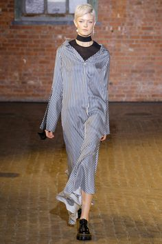 Hellessy Fall 2017 Ready-to-Wear Collection Photos - Vogue