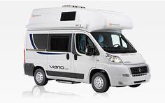 2014 Globecar Vario 499 Motorhome