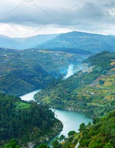Douro river, #Portugal by joyt on @creativemarket
