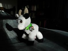 Ravelry: MollyMoo The Amigurumi Cow pattern by Armina Parnagian Cow Pattern, Softies, Ravelry, Pikachu, Crochet, Cute, Projects, Crafts, Animals