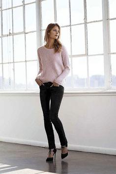 Three Ways to Wear a Sweater - Sweet Sauce Blog