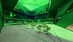 STEELCASE - LOT-EK Architecture & Design