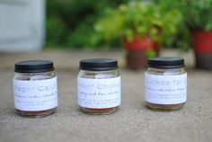 grilling spice blends - great gift idea