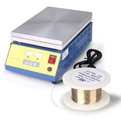 Keedox LCD Separator Machine Hot Plate for Ipad Mini/ipad 2 3 4,/iphone ,Tablets, Samsung, HTC with 100m Alloy Cutting Wire