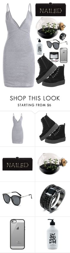 """Love your own wild"" by deeyanago ❤ liked on Polyvore featuring Esque Studio, Belkin and NARS Cosmetics"
