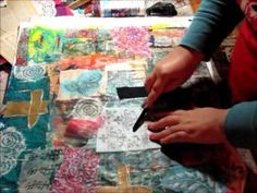 ▶ Mixed Media Collage - YouTube