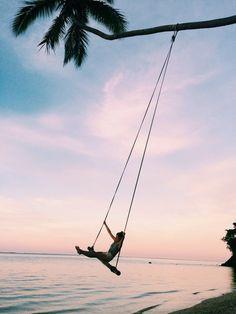 Sea swing.