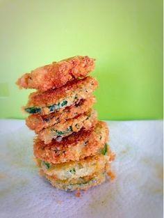 Phanessa's Kitchen: Panko fried zucchinis