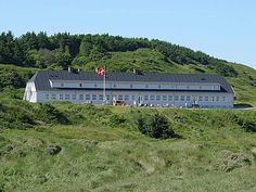 Svinklov BadeHotel, North of Jutland, Denmark