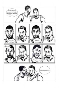 Training Camp Lessons w/ Tim Duncan