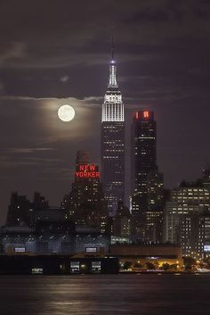 2013 Supermoon from share moments