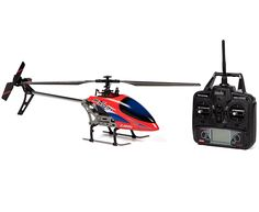 FX-Series FX071C Flybarless 4.5CH 2.4GHz RC Helicopter - $99.95
