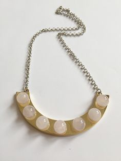 Quarry Small Roo Necklace | MILLE
