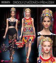 Móda Dolce&Gabbana S/S 2016.