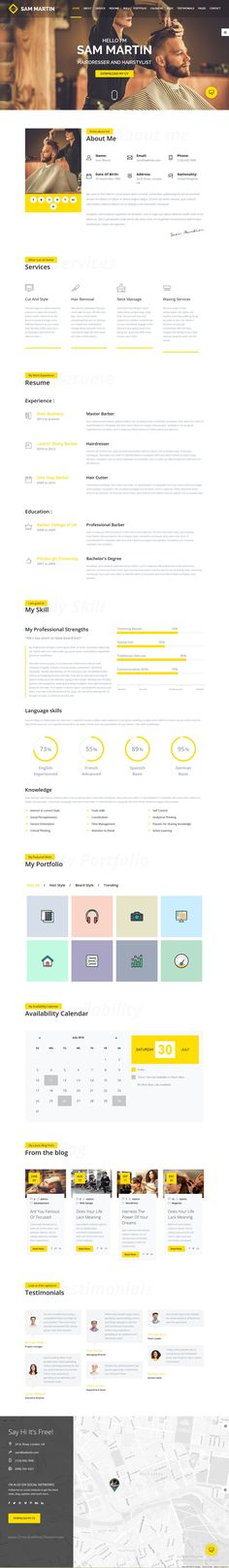 Mack is a multipurpose 8in1 #bootstrap template for stunning