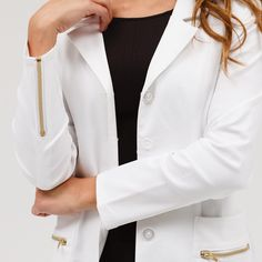 You've never seen a lab coat like this. #jaanuu #labcoat #gamechanger  Thank you all for participating in our Signature Lab Coat Giveaway. Congratulations @alexa_rae_sasaki!