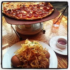 Matchbox Vintage Pizza Bistro in Washington, D.C.
