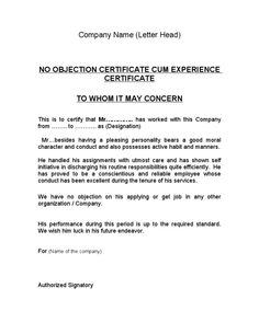 Non Objection Letter Inspiration Shakil Ahmad Sahmad3076 On Pinterest