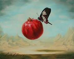 painting pomegranates - Αναζήτηση Google
