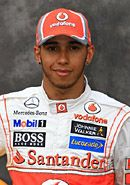 Lewis Hamilton - Formula 1
