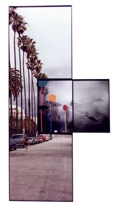 John Baldessari, The Overlap Series.