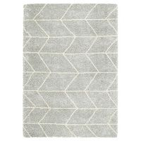 71090 Ventura-  Silver/Bone 1. 6x 2.3m