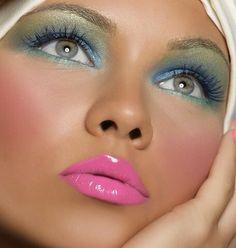 Colorful Make Up