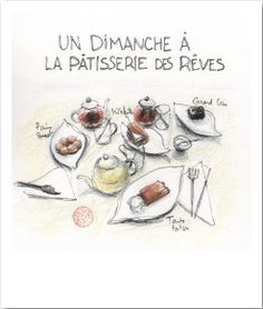 Goûter à la Pâtisserie des Rêves | Flickr - Photo Sharing!