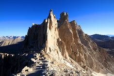 Trail Crest on Mt Whitney - omg I think this is almost exactly where I had my emotional breakdown (thanks, vertigo..)!!