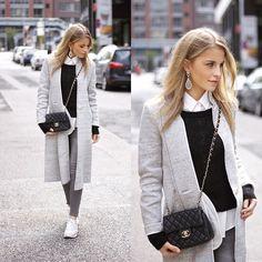 Neuer Blogpost  www.carodaur.com #manteltick  | #ootd ✔️ Outfitsdetails…