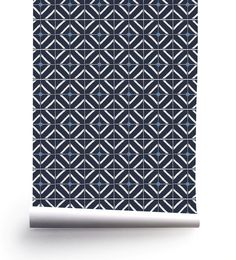 Preppi Ponti Wallpaper Standard Wallpaper, Graphic Wallpaper, Lead Time, Designer Wallpaper, Order Prints, Preppy, Pattern, Color, Patterns