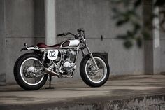 caferacerpasion.com  Suzuki GN250 #StreetTracker by 2 Load Custom Shop - Photo by Double Photography [TAGS] #caferacerpasion #suzuki #caferacersofinstagram #caferacerxxx #caferacerporn...