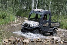 Kubota RTV X Series are America's Number One Selling Diesel Utility Vehicle! Spoiled Rotten, Kubota, Number One, Farm Life, Atv, Diesel, Monster Trucks, America, Country