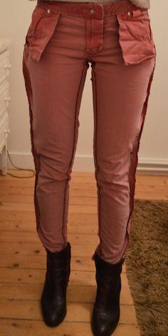 los pantalones ➡️ pants