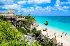 O que fazer em Cancun - Tulum