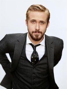 Ryan Gosling--one of the best dressed men in Hollywood!