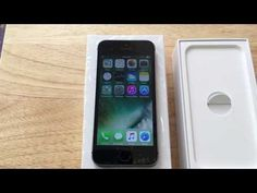 iPhone SE 📱 32GB AT&T 4G LTE Smartphone Unboxing https://youtu.be/VZ8MwtN54Ic #tech #iphone