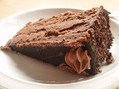 francuska čokoladna torta...