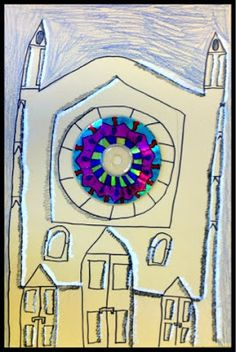 Organized Chaos: 5th Grade - Gothic Architecture