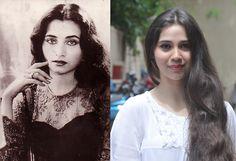 Salma Agha and Sasha Agha