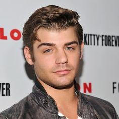 Garrett Clayton. I'm actually in love with him...