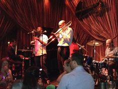 Local New Orleans Jazz club with local talent, flavor, and fun! #hometownpins #neworleans