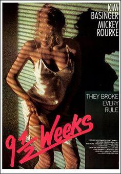 9 semanas y media (1986). 1 - Pesima