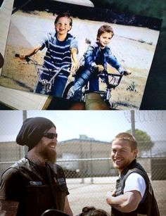 Sons of Anarchy - Opie & Jax