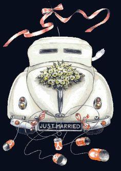 Wedding Just Married Graphics Quelles astuces pour organiser votre mariage sur http://yesidomariage.com